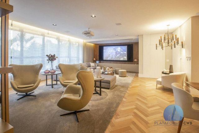 Apartamento Garden com 4 dormitórios à venda por R$ 5.052.200,00 - Cabral - Curitiba/PR