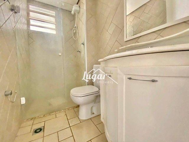 Apartamento com 3 dormitórios para alugar, 90 m² por R$ 1.800,00/mês - Boa Vista - Marília - Foto 8