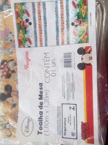 Vendo decoração Mickey