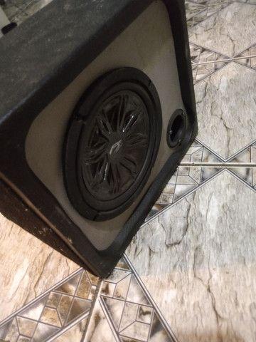 Caixa de som com 2 meses de uso - Foto 2