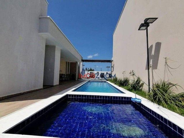 Casa com 3 dormitórios à venda, 97 m² por R$ 319.000,00 - Jacunda - Aquiraz/CE - Foto 20