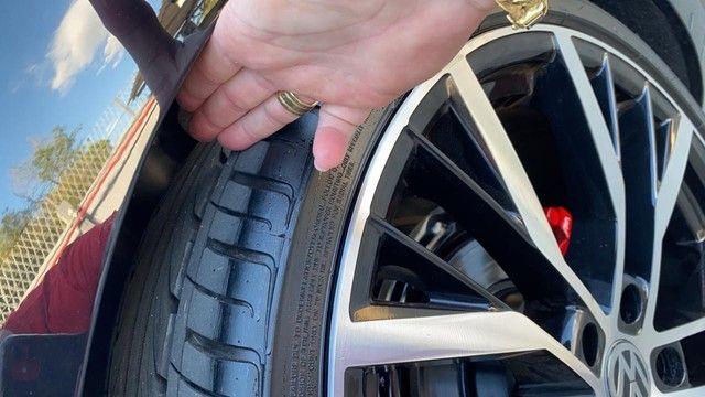Torro!Rodas aro 20 do Audi R8  e pneus - Foto 6
