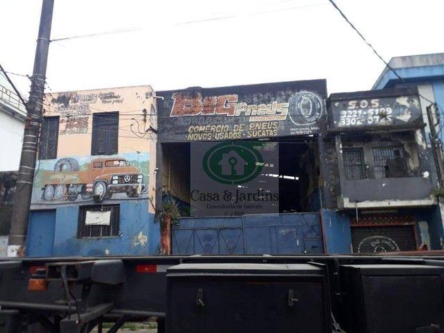 Galpão para alugar por R$ 8.000,00/mês - Macuco - Santos/SP - Foto 13