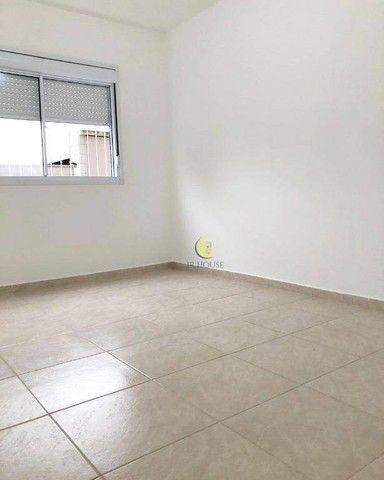 Apartamento com 2 dormitórios para alugar, 56 m² por R$ 800,00/mês - Santa Fé - Gravataí/R - Foto 7