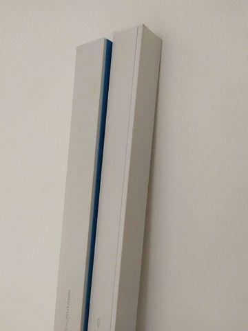 Canaletas Granlux PVC 2 metros cada 40x40 e 50x50 - Foto 3
