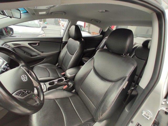 Hyundai Elantra 1.8 GLS 2013 Único Dono - Foto 10