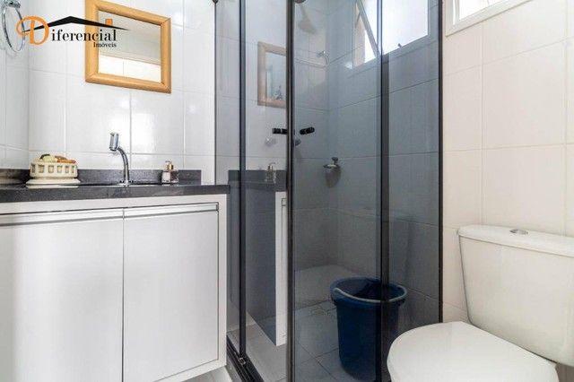 Apartamento com 3 dormitórios à venda, 62 m² por R$ 320.000,00 - Fanny - Curitiba/PR - Foto 6