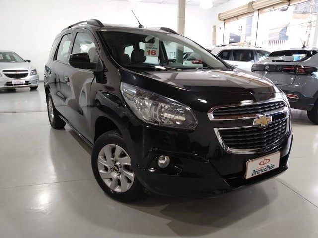 SPIN 2016/2016 1.8 LTZ 8V FLEX 4P AUTOMÁTICO - Foto 3