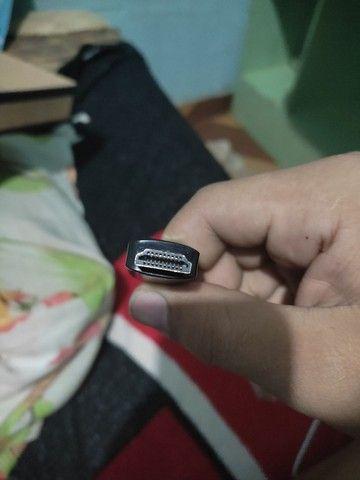 Conversor de HDMI pra vga - Foto 2