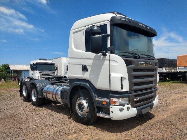 Scania G420 6X2 2010 Trucado No Estado ou Revisado - Foto 2
