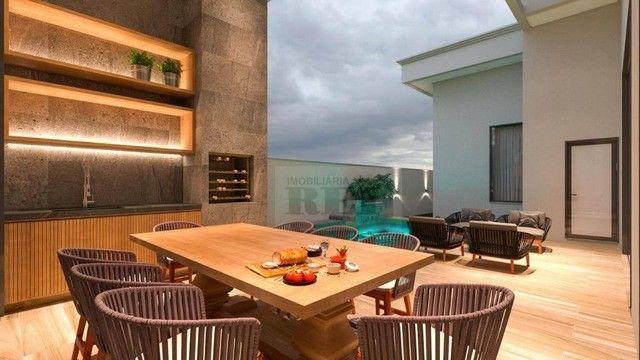 Casa com 4 dormitórios à venda, 242 m² por R$ 1.300.000 - Rio Verde/GO - Foto 4