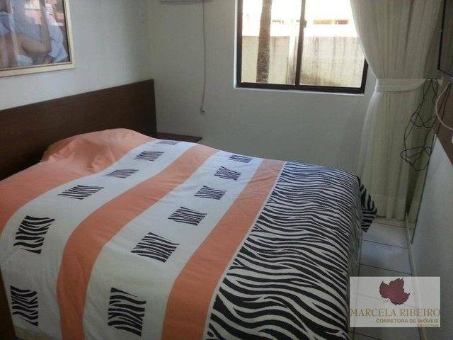 Apartamento à venda, 55 m² por R$ 290.000,00 - Porto das Dunas - Aquiraz/CE - Foto 9