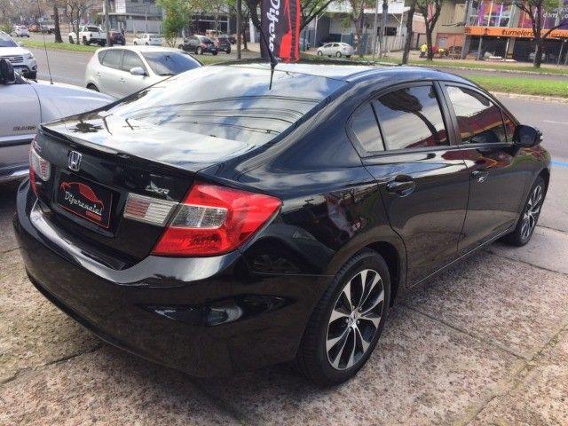 Honda Civic Sedan LXR 2.0 Flexone 16V Aut. 4p   2016 C/GNV - Foto 5