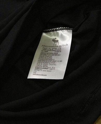 Camiseta Versace, Adidas e Abercrombie - Foto 6