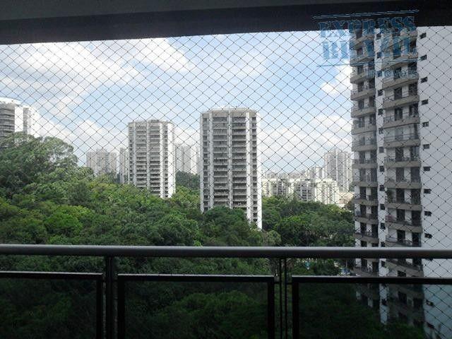 Apartamento residencial para locação, Chácara Flora, São Paulo. - Foto 5
