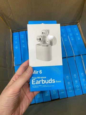 Fones Mir 6 True Wireless Ip4 Impermeável Meia In-ore<br>