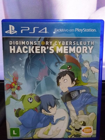 Digimon Story CyberSleuth Hackers Memory Ps4