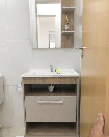 Apartamento com 2 dormitórios para alugar, 56 m² por R$ 800,00/mês - Santa Fé - Gravataí/R - Foto 14