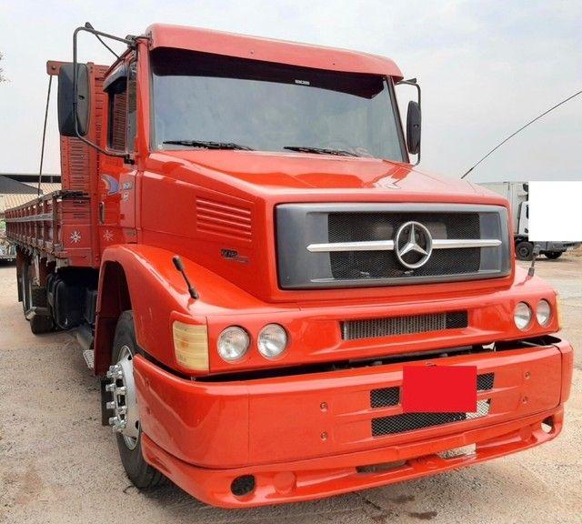 Mercedes benz 1620 6x2  - Foto 4