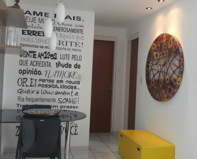 Apartamento no Bancários 02 quartos, com móveis projetados - Foto 5