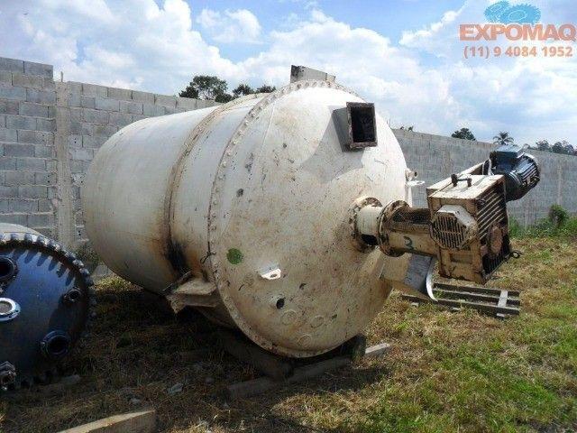 Tanque misturador (Diluidor) em aço inox 15.000 Litros