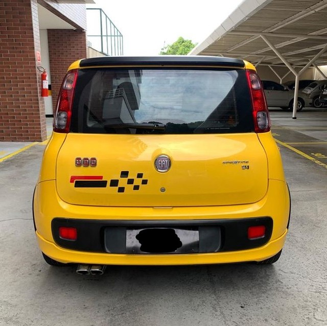 Fiat uno sporting flex - Foto 3