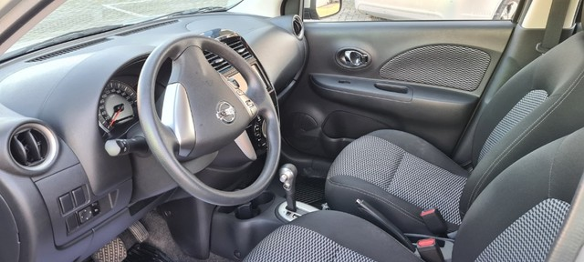 Nissan - March Sl 1.6 cvt 2020 / 8 mil km - Contato: Tubarão - * - * - Foto 13
