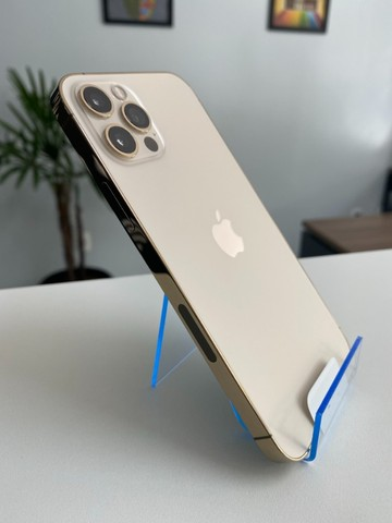 Apple iPhone 12 Pro (128 Gb) - Dourado - Foto 3
