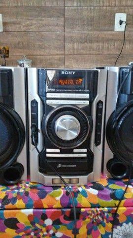 Mini system Sony Genezi MHC-EC55 - Foto 2