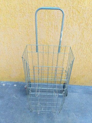Carrinho de compras  - Foto 5