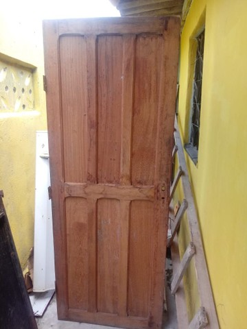 Vendo essa porta