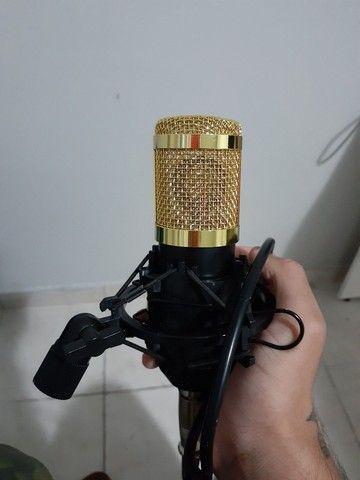 Vendo microfone BM800  - Foto 3