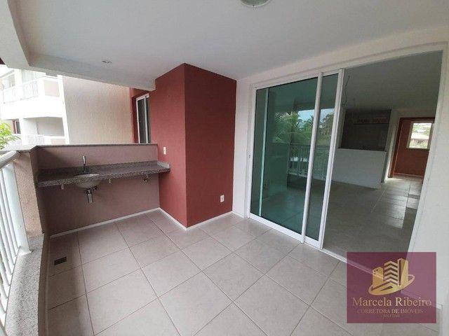 Apartamento à venda, 76 m² por R$ 439.000,00 - Porto das Dunas - Aquiraz/CE - Foto 5
