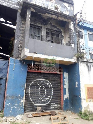 Galpão para alugar por R$ 8.000,00/mês - Macuco - Santos/SP - Foto 3