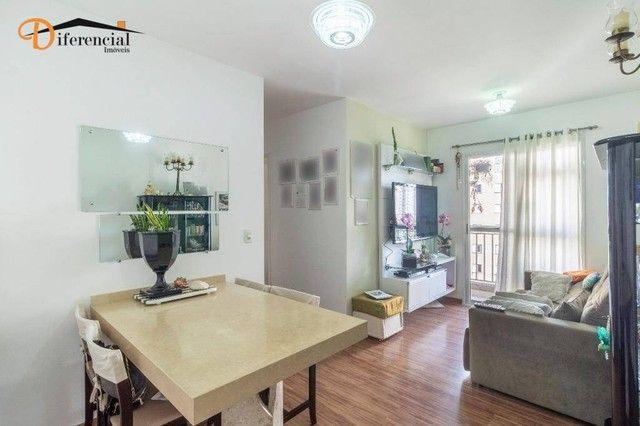Apartamento com 3 dormitórios à venda, 62 m² por R$ 320.000,00 - Fanny - Curitiba/PR - Foto 2