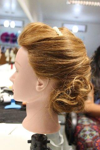 Boneca/cabeça de luxo para treinar Penteados  - Foto 6