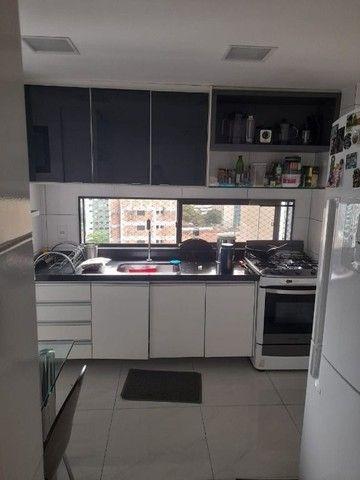 Apartamento com 3 dormitórios à venda, 94 m² por R$ 650.000,00 - Aflitos - Recife/PE - Foto 11