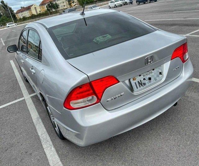 Honda Civic Lxs 1.8 - O mais completo da categoria - Foto 4