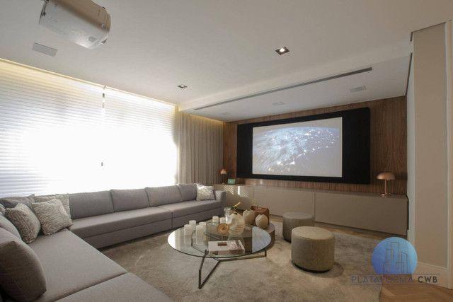 Apartamento Garden com 4 dormitórios à venda por R$ 5.052.200,00 - Cabral - Curitiba/PR - Foto 14