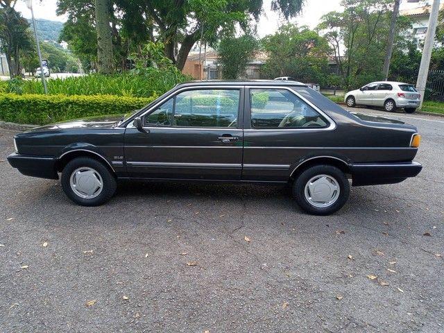 SANTANA 1989/1989 2.0 GLS 8V GASOLINA 2P MANUAL - Foto 9