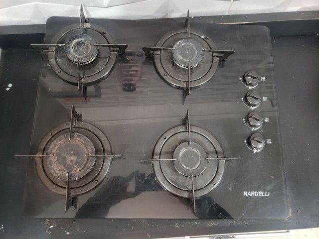 Vendo cooktop da marca Nardelli bivolt