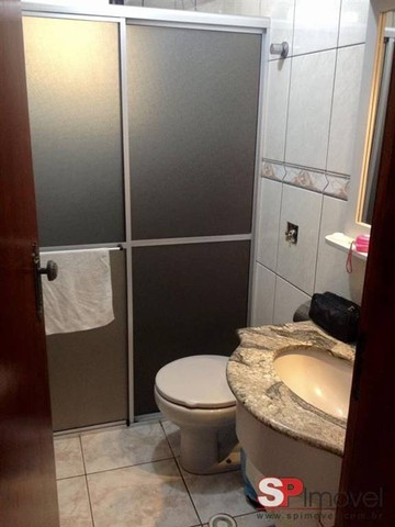 Excelente apartamento na Vila Tupi, perfeito estado de conservação. 01 dormitório, ar cond - Foto 10
