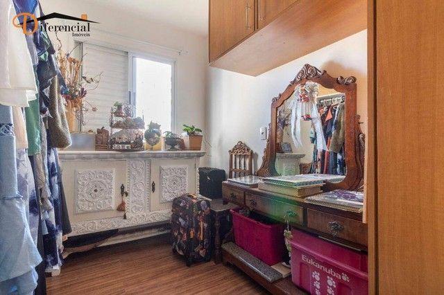 Apartamento com 3 dormitórios à venda, 62 m² por R$ 320.000,00 - Fanny - Curitiba/PR - Foto 8