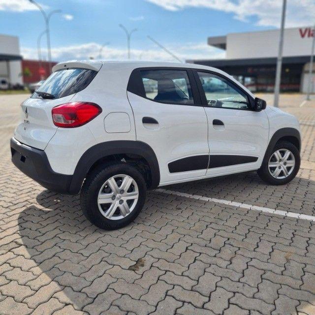 (0 KM!) Renault - Kwid Zen 1.0 - 2022 (Pronta Entrega) - Foto 11