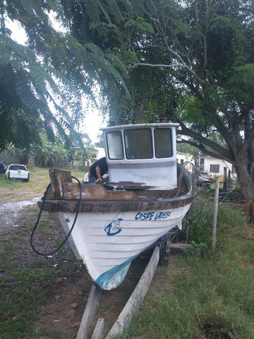 Barco Fibra Comprimento 8,20