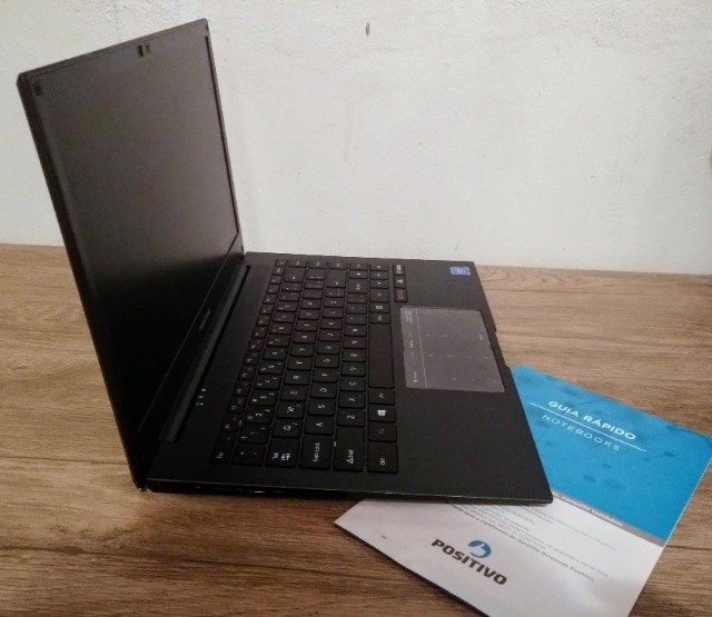 Notebook Positivo Windows 10 + Carregador original (Estado de Novo) - Foto 4