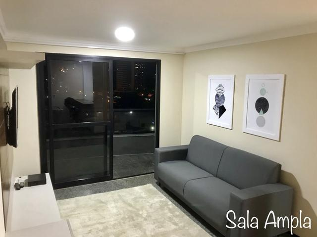 Apartamento Petrópolis Reformado e Mobiliado
