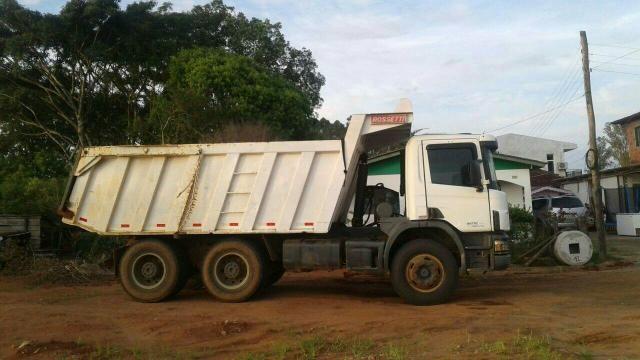 Vendo Caminhão Caçamba (14m3)