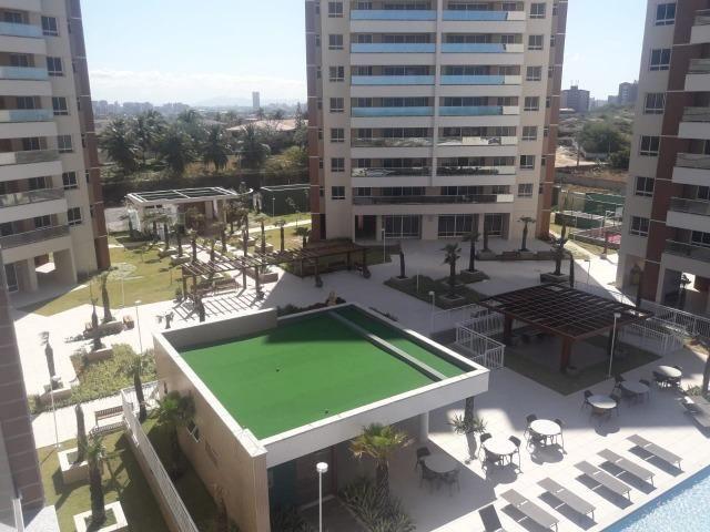 Apartamento Luxo 117,35m² Vista Mar Permanente no Dunas