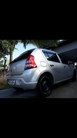 sandero 2012 1.0 completo - 2012